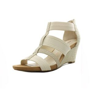 Alfani Mavenn Wedge Gladiator Sandals (NWOB)